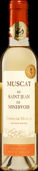 Terres de Muscat Saint Jean de Minervois AOP Vorderseite
