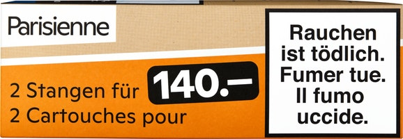 Parisienne Orange Sans Limited Edition