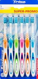 Brosses à dents flexibles Trisa