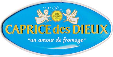 Fromage à pâte molle Caprice des Dieux
