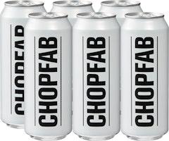 Bière White Chopfab