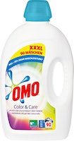 Detersivo liquido Color & Care Omo