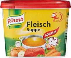 Knorr Fleischsuppe