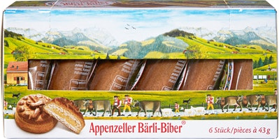Bärli-Biber appenzellese