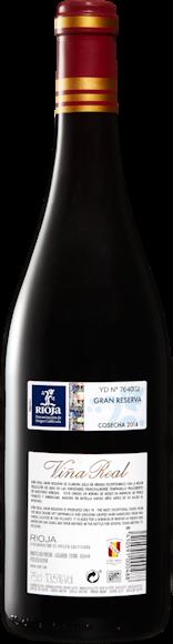 Viña Real Gran Reserva DOCa Rioja  Zurück