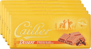 Tavoletta di cioccolata Dessert Cailler