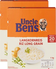 Riso a chicco lungo Uncle Ben's