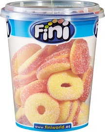Fini Cups Pfirsichringe