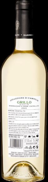 Barone Montalto Grillo Sicilia DOC Zurück