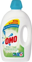 Detersivo liquido Fresh Clean Omo