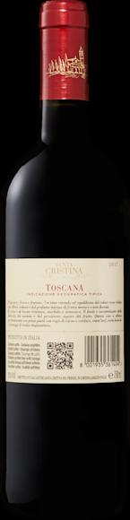 Santa Cristina Antinori Rosso Toscana IGT Arrière