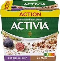 Yogurt Activia Figo & Avena / Muesli Danone
