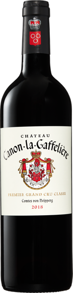 Château Canon La Gaffelière Saint-Emilion Grand Cru classé AOC, 2018 Vorderseite