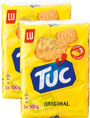 Lu Tuc Cracker Original