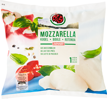Boule de mozzarella IP-SUISSE