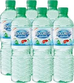 Rocchetta Mineralwasser Naturale