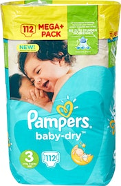 Pampers Baby-Dry Midi