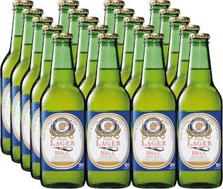 Birra lager chiara Denner