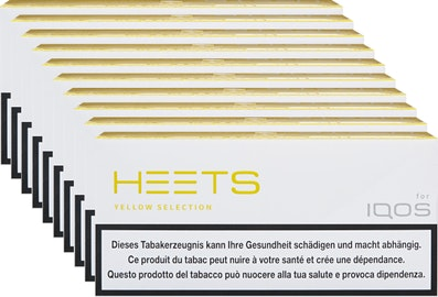 Heets Yellow Selection