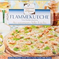 Tarte flambée alsaziana Gourmet d'Alsace