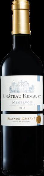 Château Remaury Grande Réserve Minervois AOP Vorderseite