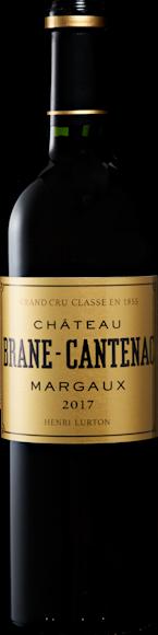 Château Brane-Cantenac 2e Grand Cru Classé Margaux AOC Vorderseite
