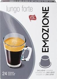 Capsules de café Lungo Forte Emozione