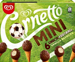 Lusso Cornetto mini Choc 'n' Football