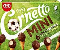 Cornetto mini Choc 'n' Football Lusso