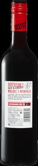Beefsteak Club Malbec Zurück