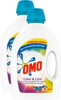 Lessive liquide Color & Care Omo