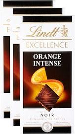 Tavoletta di cioccolata Orange Intense Excellence Lindt
