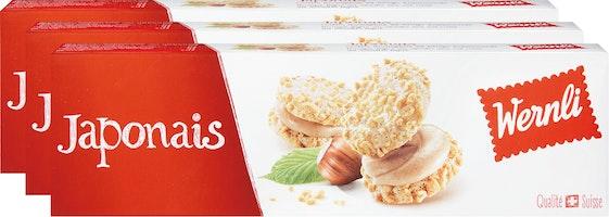 Biscuits Japonais Wernli