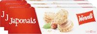 Wernli Biscuits Japonais