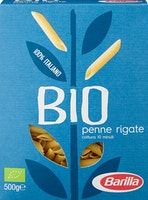 Barilla Bio Penne Rigate 100% Italiano