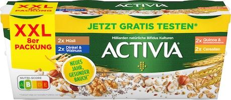 Danone Activia Joghurt probiotisch