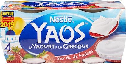 Yogurt alla greca Yaos Nestlé
