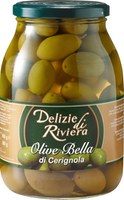 Olive verdi italiane Delizie di Riviera