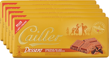 Cailler Tafelschokolade Dessert