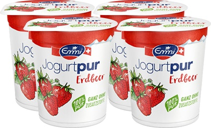 Yogurt pur Emmi