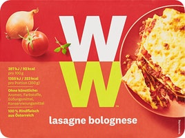 Lasagne bolognese Weight Watchers