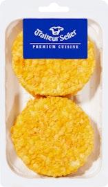 Traiteur Seiler Crispy Chicken Burger Curry