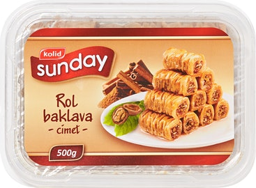 Baklavas Sunday