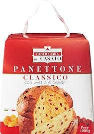 Panettone classico Pasticceria del Casato