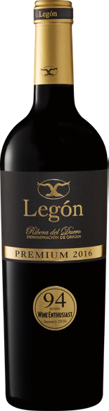Legón Premium D.O. Ribera del Duero Vorderseite