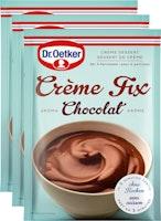 Dr. Oetker Crème Fix Chocolat