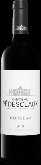 Château Pedesclaux Paulliac AOC  Vorderseite