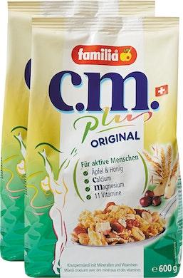 Familia Muesli c.m.plus Original familia