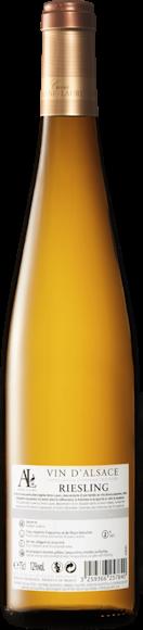 Cuvée Anne-Laure Riesling Vin d'Alsace AOP Zurück