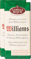 Tavolette di cioccolata Camille Bloch
